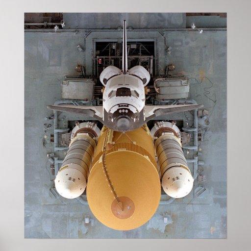 space shuttle atlantis poster - photo #8