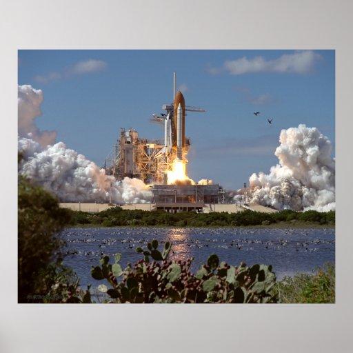 space shuttle atlantis poster - photo #6