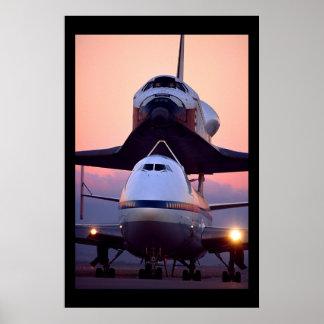 space shuttle atlantis poster - photo #16