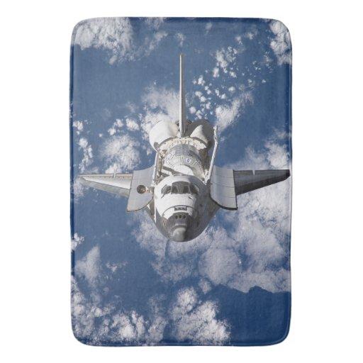 Space Shuttle Bath Mat Zazzle