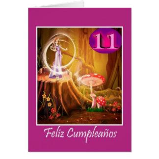11 Year Old Birthday Cards Zazzle