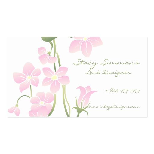 Animal / Pet Care Business Card Templates