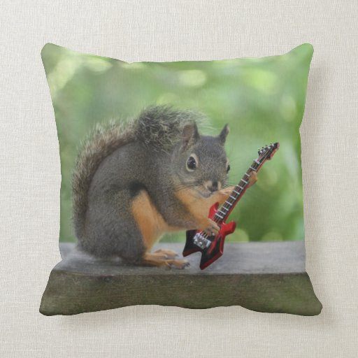 Squirrels With Guitars