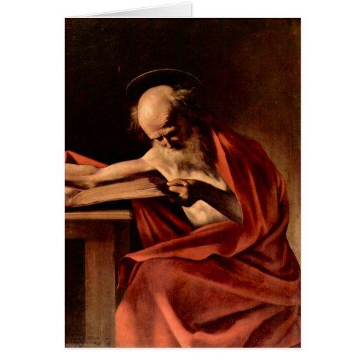 Saint jerome writing analysis