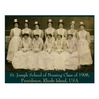 St Joseph School of Nursing Class of 1908