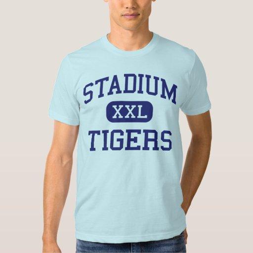 Stadium - Tigers - High School - Tacoma Washington Shirt ...