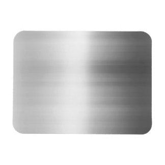 stainless steel refrigerator magnets zazzle. Black Bedroom Furniture Sets. Home Design Ideas