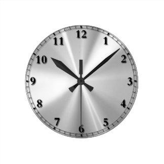 Spiral Wall Clocks Zazzle
