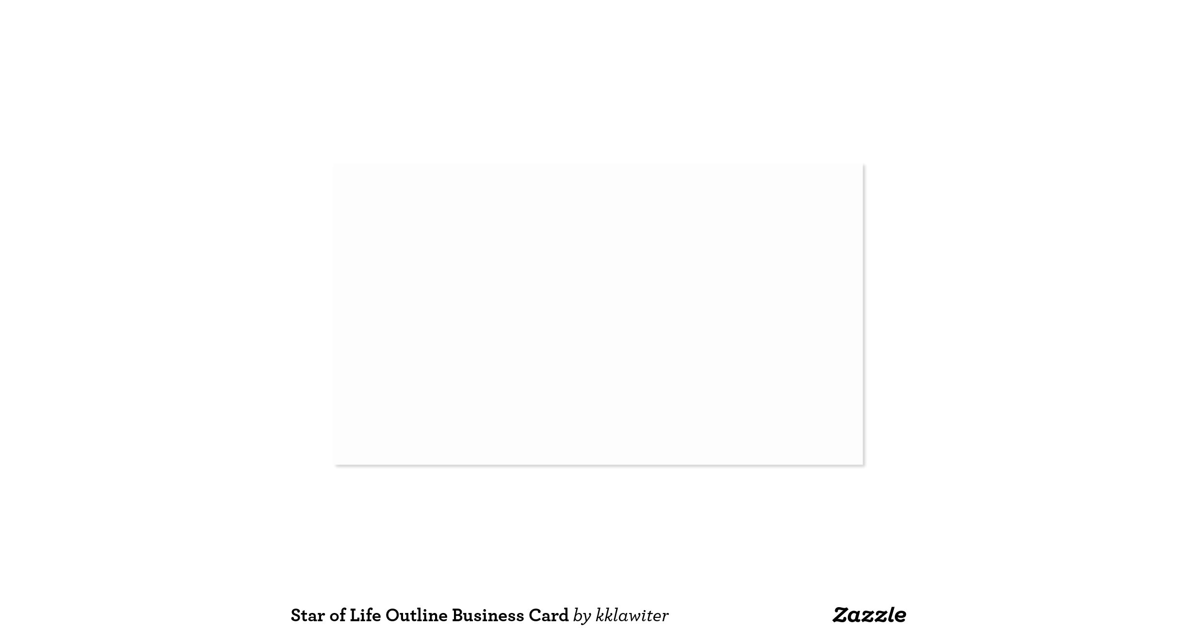 Star_of_life_outline_business_card