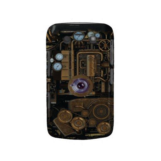 blackberry steampunk