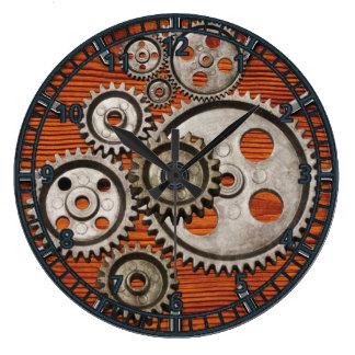 Steampunk Wall Clocks Zazzle