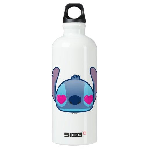 Emoji water bottles