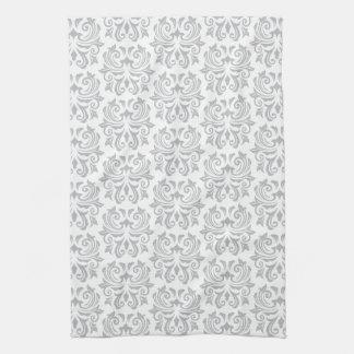 light grey kitchen towels zazzle. Black Bedroom Furniture Sets. Home Design Ideas