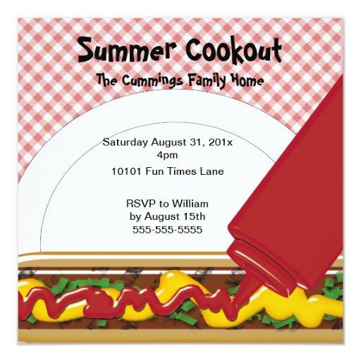 cookout invitation templates vatoz atozdevelopment co