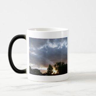 Sunrise Along Ohio River Valley mug