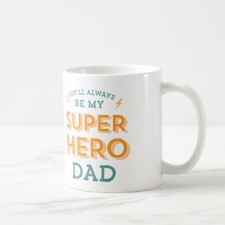 Super Dad Father's Day Mug Gift