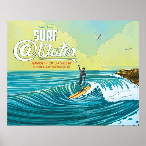 Surfer Posters, Surfer Prints, Art Prints, Poster Designs