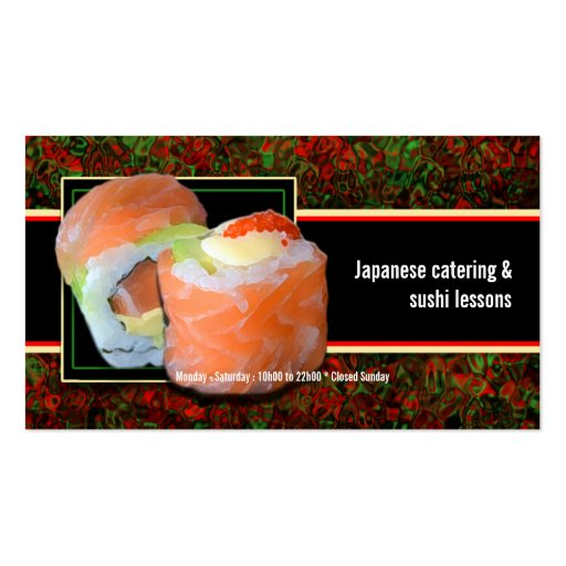 Rb Sushi Japanese Restaurant