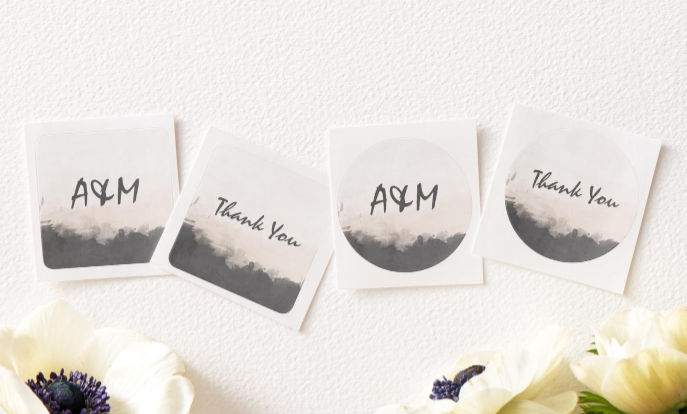 Wedding Invitation Stickers: Wedding Invitation Cards
