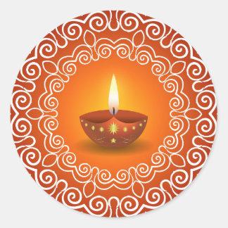 diwali stickers zazzle
