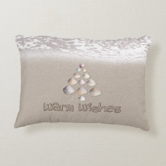Beach Christmas Pillows Decorative Amp Throw Pillows Zazzle