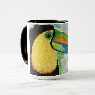 The Toucan Mug