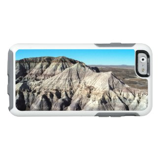 Majestic Desert Mountains, Blue Mesa Badlands OtterBox iPhone 6/6s Case