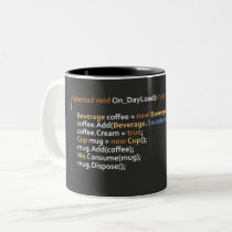 Programmer Coffee Object