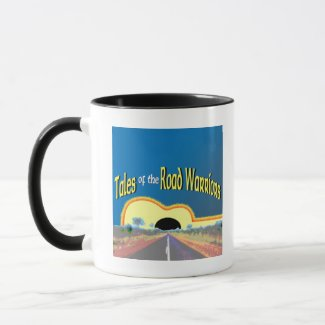 Tales of the Road Warriors Coffee Mug