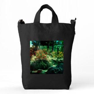 Custom BAGGU Duck Bag, Black