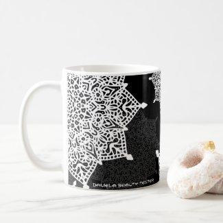 spaniel dog it's the most wonderful time coffee mu