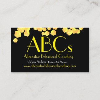 Delynn Addams Designs Example Business Card