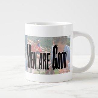 Men Are Good Mug
