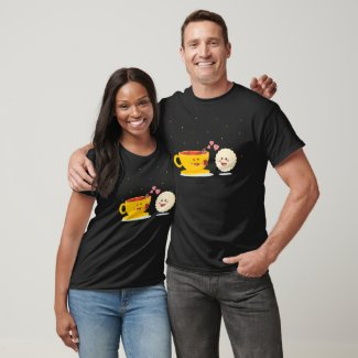 Cookie and Coffee Best Friend T-Shirt