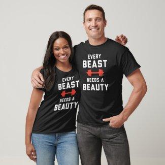 Every Beast Needs a Beauty Couple Clothing