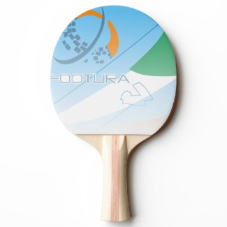 Create Your Own Ombre Background Ping-Pong Paddle