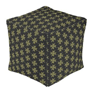 Custom Outdoor Cubed Pouf (Large)