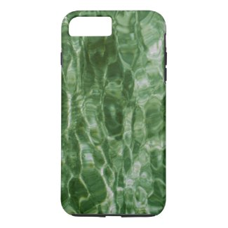 Abstract Green Water iPhone 7 Plus Tough Case
