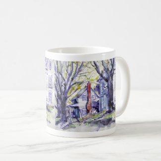 Early Spring by Larry Lerew,  170404 Coffee Mug