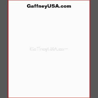 Gaffney, SC City Limits Sign T-Shirt
