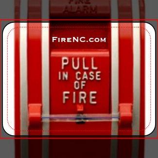 pull fire alarm magnet