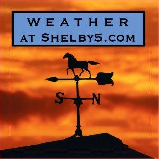 Weather Vane at Sunset Magnet
