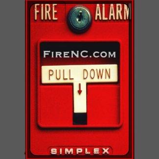 Fire alarm magnet