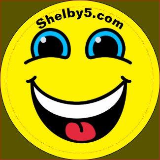 Laughing Emoji Face Yellow Magnet