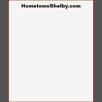 Belmont, NC City Limits Sign T-Shirt