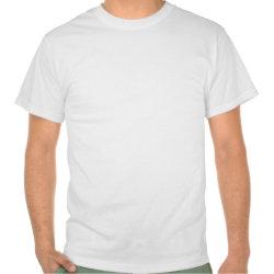 [Your Text] 'Handmade' US Flag T-Shirt