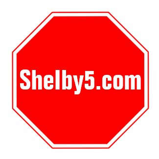 Custom Stop Sign (add your own text) Classic Round Classic Round Sticker