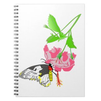 Birdwing Butterfly Notebook