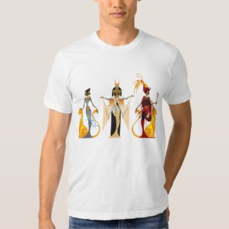 The Divas of Egypt Apparel T Shirt