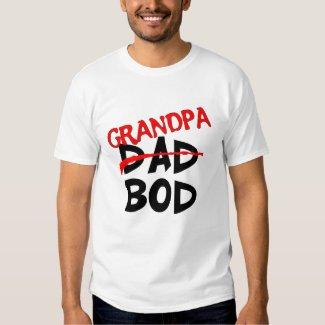 Grandpa Bod Shirt